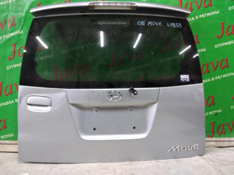 Дверь задняя Daihatsu Move L185S 2008 задняя (б/у) ВМЯТИНА,