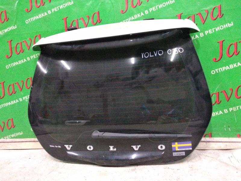 Дверь задняя Volvo C30 MK38 B5244S4 2009 задняя (б/у) СПОЙЛЕР,МЕТЛА. YV1MK3859A2179506