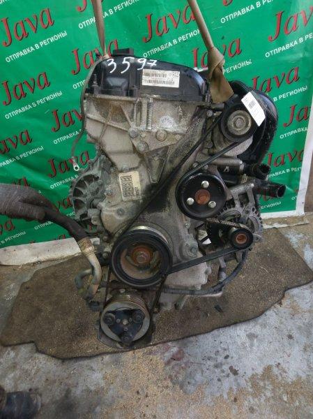 Двигатель Volvo V50 YV1M B4204S3 2011 (б/у) ПРОБЕГ-62000КМ,+КОМП. 2WD. YV1MW434BB2631920. ЭЛ.ЗАСЛОНКА.