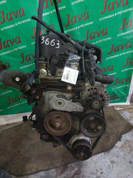 Двигатель Mini Cooper R50 W10B16A 2004 (б/у) ПРОБЕГ-51000КМ. КОСА+КОМП. СТАРТЕР В КОМПЛЕКТЕ. БЕЗ ВЫПУСКНОГО КОЛЛЕКТОРА. WMW-RC32060TE09017