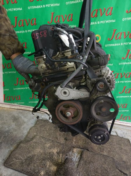 Двигатель Mini Cooper R50 W10B16A 2005 (б/у) ПРОБЕГ-57000КМ, КОСА+КОМП. СТАРТЕР В КОМПЛЕКТЕ. А/Т. WMWRC32020TJ18012. ЛОМ КАТУШКИ ЗАЖИГАНИЯ.