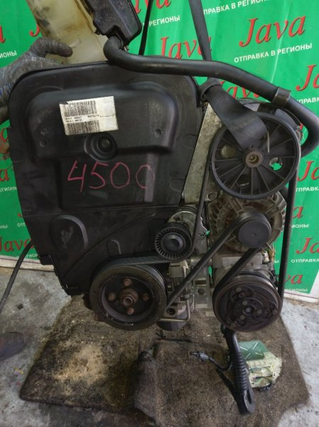 Двигатель Volvo C70 YV1N B5234T9 2005 (б/у) ПРОБЕГ-52000КМ. B5234T9. +КОМП. TURBO. 2WD.  A/T. СТАРТЕР В КОМПЛЕКТЕ.  YV1NC62K95J064073