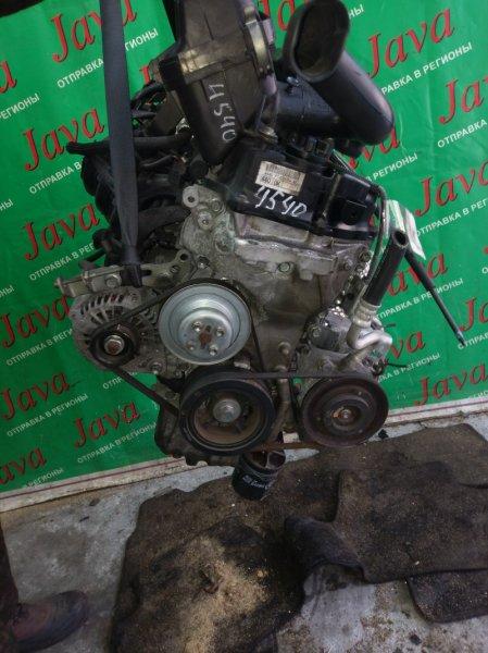 Двигатель Daihatsu Move LA100S KF-VE 2012 (б/у) ПРОБЕГ-22000КМ. +КОМП. МЕХАНИЧЕСКАЯ ЗАСЛОНКА. ПРОДАЖА БЕЗ КАТАЛИЗОТА. СТАРТЕР В КОМПЛЕКТЕ.