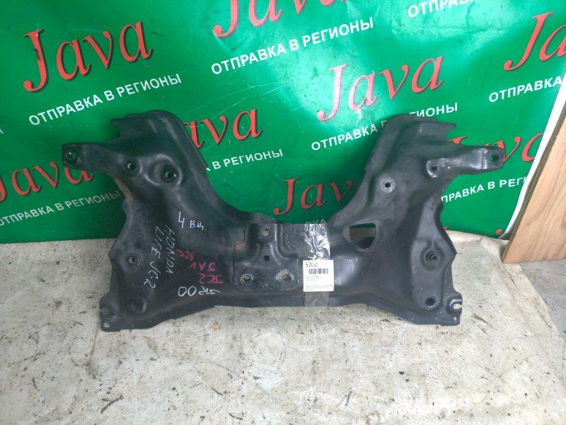 Балка под двс Honda Life JC2 P07A 2010 передняя (б/у) 4WD. ПОПЕРЕЧНАЯ
