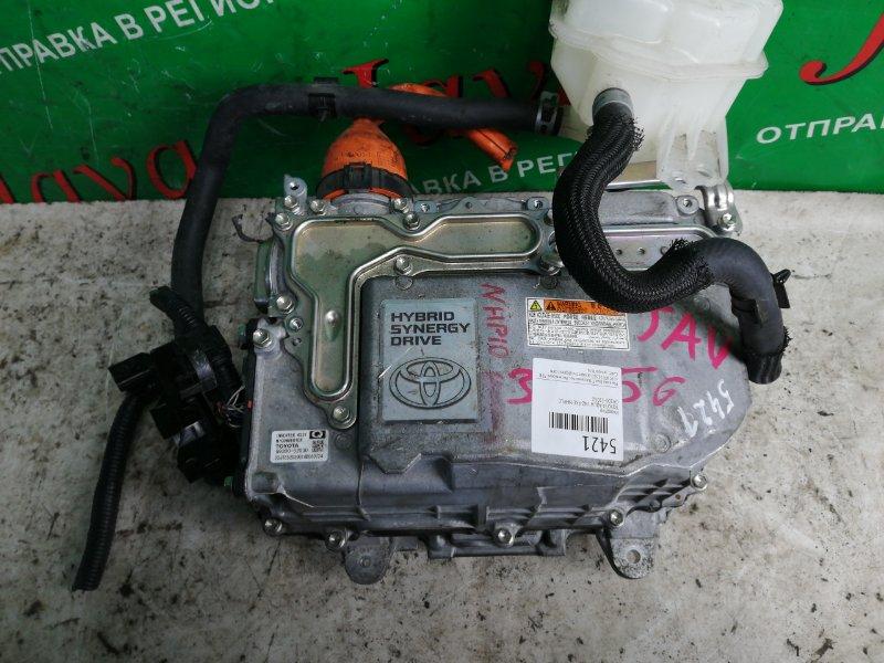 Инвертор Toyota Aqua NHP10 1NZ-FXE 2012 (б/у) G9200-52030