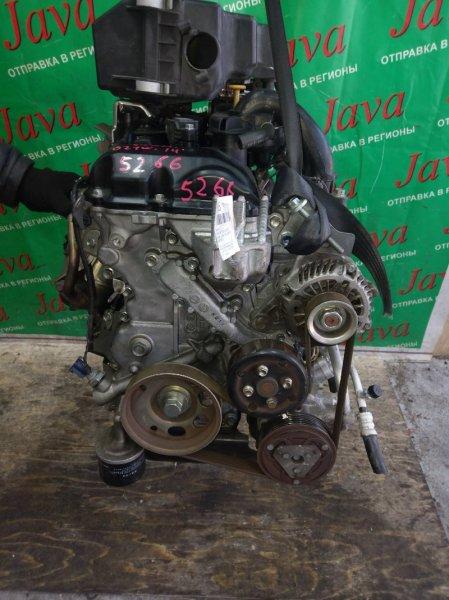 Двигатель Nissan Dayz B21W 3B20 2014 (б/у) ПРОБЕГ-31000КМ. КОСА+КОМП. ПРОДАЖА БЕЗ КАТАЛИЗАТОРА. 2WD. СТАРТЕР В КОМПЛЕКТЕ.