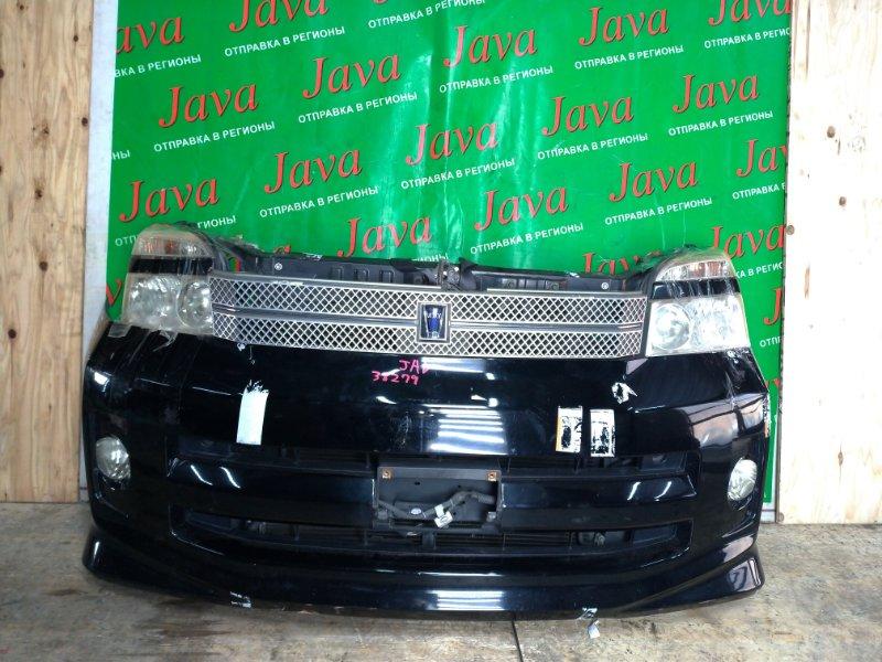 Ноускат Toyota Voxy AZR60 1AZ-FSE 2005 передний (б/у) 2-Я МОД. КСЕНОН. ТУМАНКИ. ПОТЕРТОСТИ.