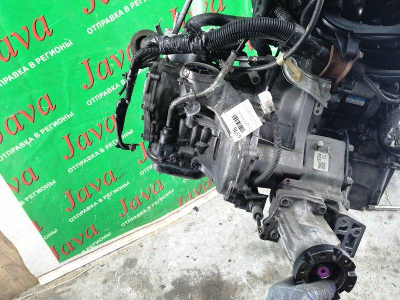 Акпп Daihatsu Move L185S KF-DET 2008 (б/у) ПРОБЕГ-40000КМ. 4WD.