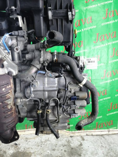 Акпп Honda Life JC2 P07A 2011 (б/у) ПРОБЕГ-37000КМ.  4WD.ST1A. СОЛЕНОИДЫ ЦЕЛЫЕ.