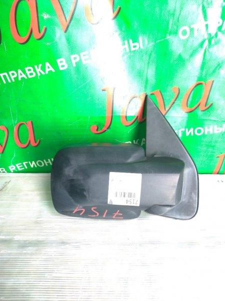 Зеркало Honda Element YH2 K24A 2003 переднее правое (б/у) 5 КОНТАКТОВ.