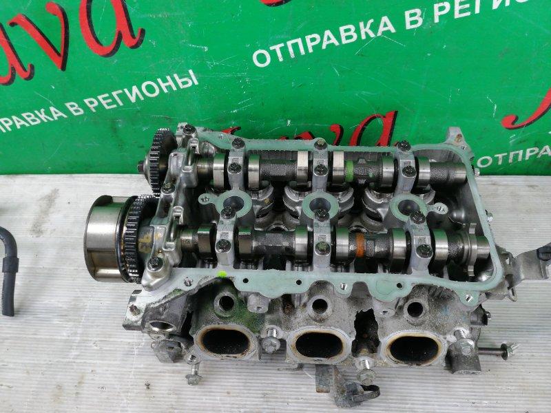 Головка блока цилиндров Nissan March K13 HR12DE 2012 (б/у) В СБОРЕ.