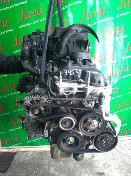 Двигатель Suzuki Hustler MR31S R06A 2015 (б/у) ПРОБЕГ-43000КМ. 4WD. ПОД А/Т. КОСА+КОМП. ПРОДАЖА БЕЗ КАТАЛИТОРА.  СТАРТЕР В КОМПЛЕКТЕ. ШКИВ КОМПРЕССОРА ПОДМЯТ.