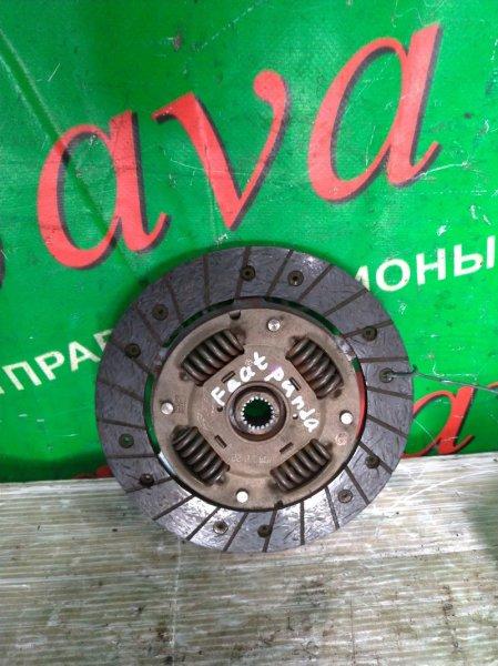 Диск сцепления Fiat Panda 169 188A4000 2008 (б/у) Д-180мм, 20 зуб.