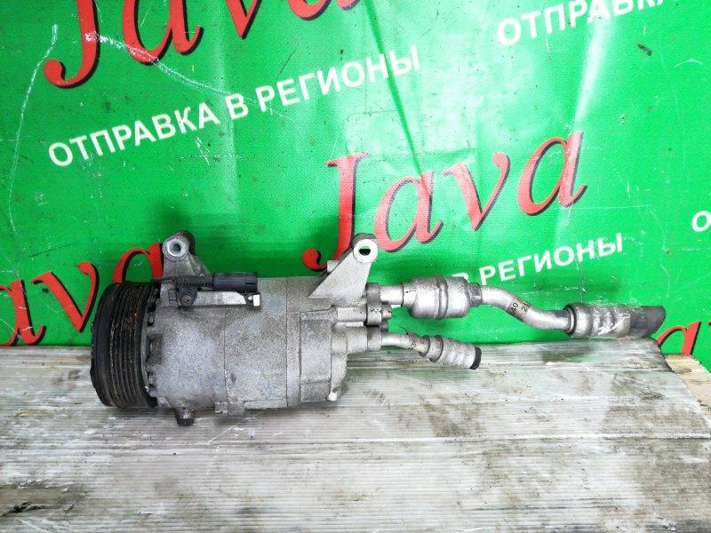 Компрессор кондиционера Mini Cooper R50 W10B16A 2002 (б/у) 6561315