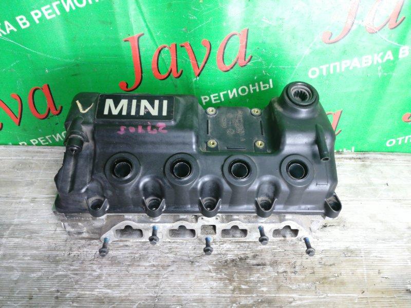 Головка блока цилиндров Mini Cooper R50 W10B16A 2002 (б/у) В сборе. 04777751ABA