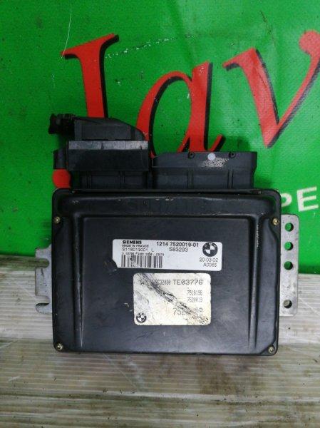 Блок efi Mini Cooper R50 W10B16A 2002 (б/у) 1214 7520019-01