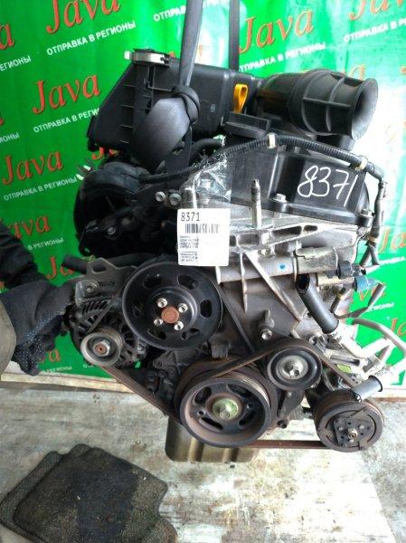 Двигатель Suzuki Solio MA15S K12B 2011 (б/у) ПРОБЕГ-42000КМ. 2WD. +КОМП.ПРОДАЖА БЕЗ  КАТАЛИЗАТОРА. ПОД А/Т. СТАРТЕР В КОМПЛЕКТЕ.