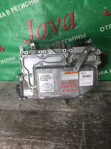 Инвертор Toyota Aqua NHP10 1NZ-FXE 2013 (б/у) G9200-52010