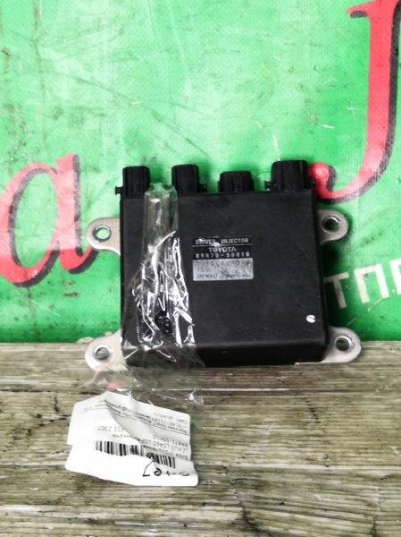 Блок управления форсунками Lexus Ls460 USF40 1UR-FSE 2007 (б/у) 89871-50010