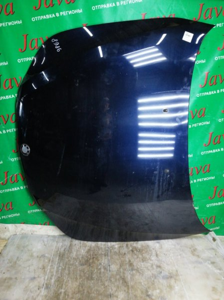 Капот Bmw 5-Series E61 M54B25 2004 передний (б/у) 525i / WBANG52030B098471