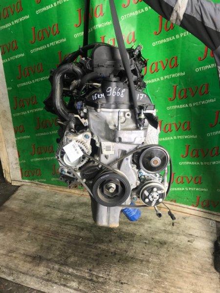 Двигатель Honda N-Wgn JH1 S07A 2017 (б/у) ПРОБЕГ-15000КМ. 2WD. КОСА+ КОМП. ПОД А/Т. СТАРТЕР В КОМПЛЕКТЕ. ПРОДАЖА БЕЗ КАТАЛИЗАТОРА.