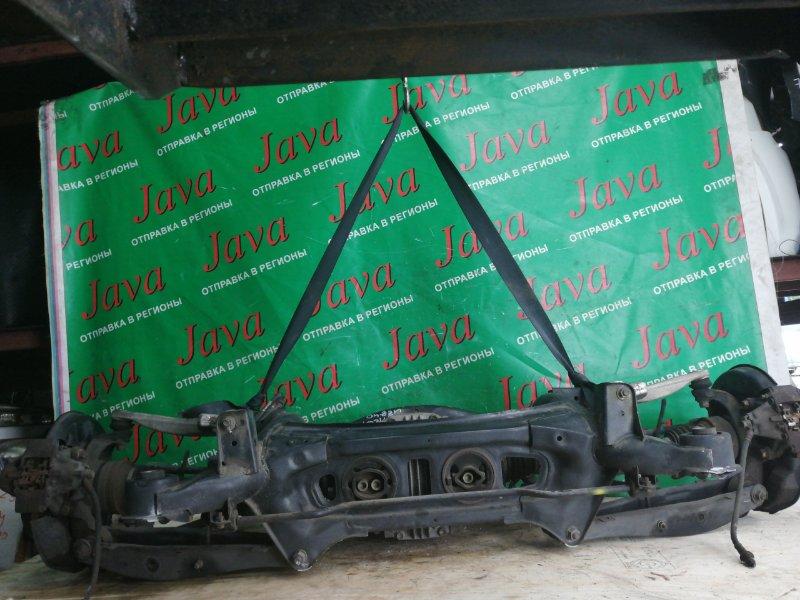 Балка Toyota Soarer UZZ40 3UZ-FE 2004 задняя (б/у) 2WD ABS 49/15 (3.266) В сборе.