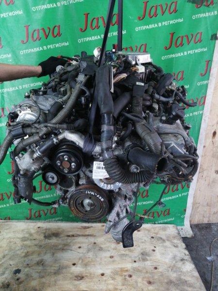 Двигатель Lexus Ls460 USF40 1UR-FSE 2007 (б/у) ПРОБЕГ-65000КМ. 2WD. ПОД А/Т.  КОСА, БЕЗ  НАВЕСНОГО.