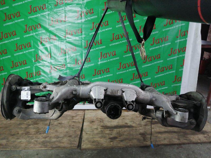 Балка Bmw 5-Series E61 N52B25 2006 задняя (б/у) 2WD ABS WBANL52020CF37670 525i В сборе.