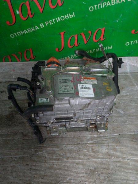 Инвертор Toyota Aqua NHP10 1NZ-FXE 2012 (б/у) G9200-52010/G9201-52011
