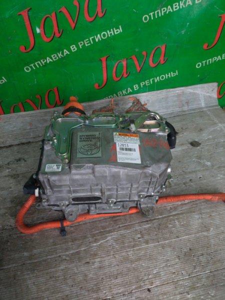 Инвертор Toyota Aqua NHP10 1NZ-FXE 2012 (б/у) G9200-52030/G9201-52011