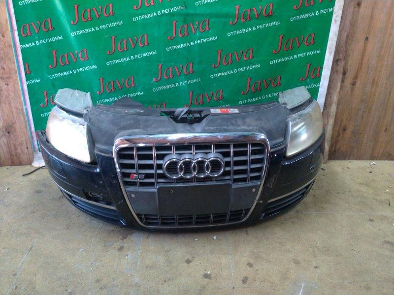 Ноускат Audi S6 4F2 2005 передний (б/у) КСЕНОН. ТУМАНКИ. WAUZZZ4F95N044974