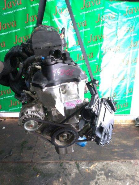 Двигатель Honda N-Box JF1 S07A 2015 (б/у) ПРОБЕГ-35000КМ. 2WD. КОСА+КОМП.  ПОД А/Т. СТАРТЕР В КОМПЛЕКТЕ.