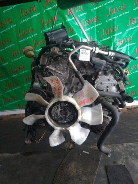 Двигатель Nissan Elgrand E51 VQ35DE 2005 (б/у) ПРОБЕГ-44000КМ. 2WD. КОСА+КОМП. ПОД А/Т. СТАРТЕР В КОМПЛЕКТЕ.