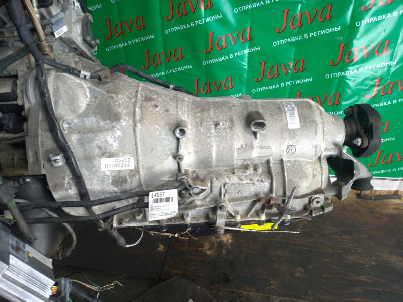 Акпп Bmw 1-Series E87 N45B16 2006 (б/у) ПРОБЕГ-33000КМ. 2WD.116I.WBAUF12070PZ30422