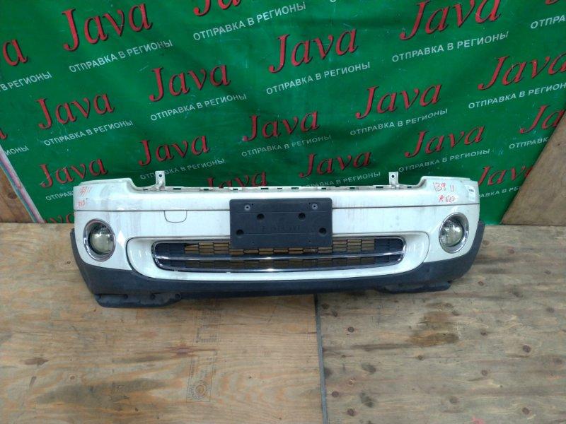 Бампер Mini Mini Cooper R56 2010 передний (б/у) ТУМАНКИ.  WMWSU32020T036926