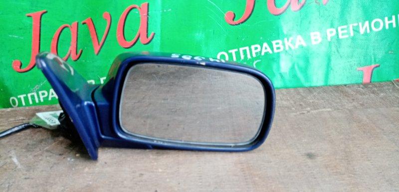 Зеркало Toyota Corolla AE100 5A-FE 2000 переднее правое (б/у) 3конт