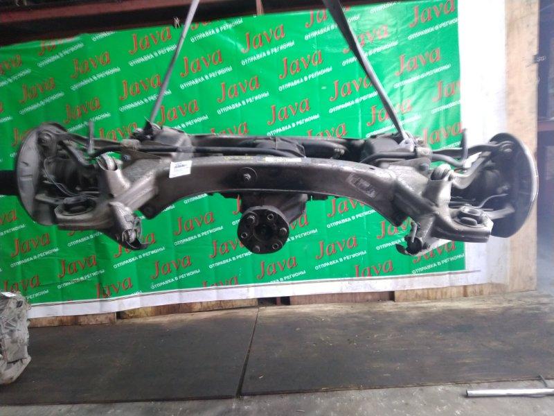 Балка Mercedes-Benz S-Class W220 M113E43 2002 задняя (б/у) 2WD ABS В сборе 1:2.82  WDB2200702A294543   S430