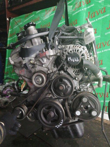 Двигатель Mazda Axela BL5FW ZY 2010 (б/у) ПРОБЕГ-50000КМ. 2WD. ЭЛЕКТРО ЗАСЛОНКА. +КОМП.  ПОД А/Т. СТАРТЕР В КОМПЛЕКТЕ.