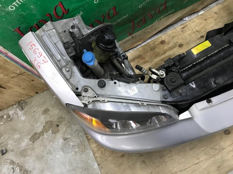 Ноускат Hyundai Xg G6CT 2001 передний (б/у) ТУМАНКИ. A/T
