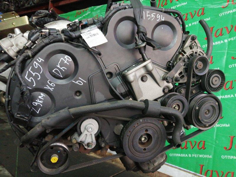 Двигатель Hyundai Xg G6CT 2001 (б/у) ПРОБЕГ-29000КМ. 2WD. +КОМП. ПОД А/Т. СТАРТЕР В КОМПЛЕКТЕ. KMHFU41DR2A144208
