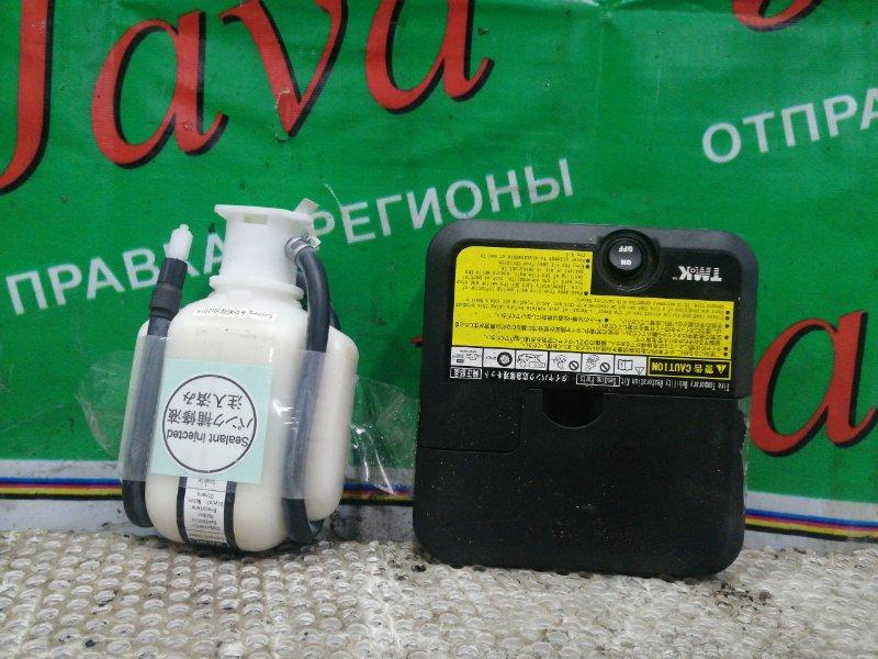 Компрессор для колес (б/у) TMK. +герметик