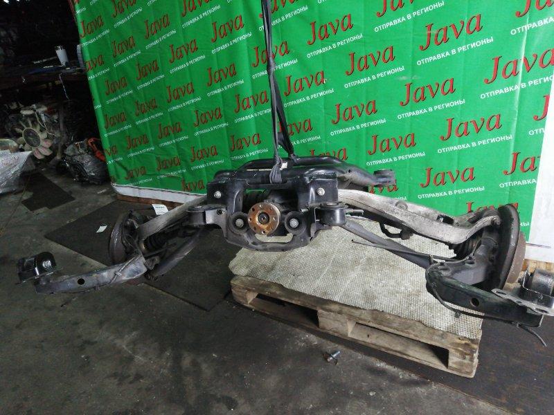 Балка Bmw 3-Series E46 M43B19 2001 задняя (б/у) 2WD. ABS. A/T. WBAAP32080JB43528   318i