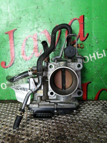 Заслонка дроссельная Honda Fit GE9 L15A 2009 (б/у)