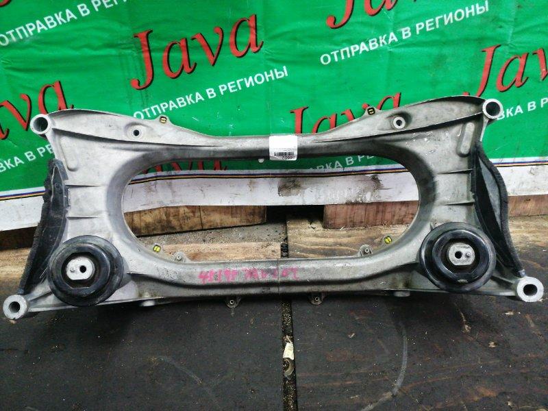 Балка под двс Toyota Crown GRS200 4GR-FSE 2009 передняя (б/у) +подушки. 2WD