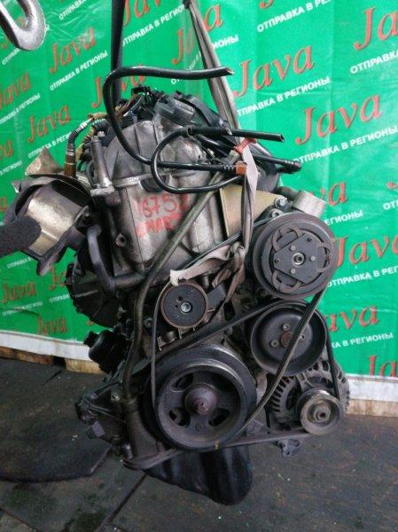 Двигатель Smart City M160910 2004 (б/у) ПРОБЕГ-50000КМ. TURBO. R160010 1205. 2WD. ПОД А/Т. +КОМП. СТАРТЕР В КОМПЛЕКТЕ. WME4503352J156963