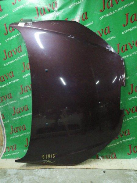 Капот Peugeot 407 6D ES9A 2007 передний (б/у) VF36DXFVJ21469970