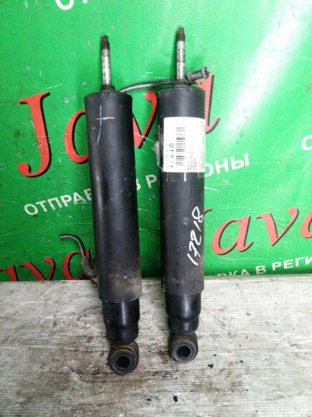 Амортизатор Isuzu Elf NKR81 4HL1 2003 передний (б/у) 2WD. ПАРА