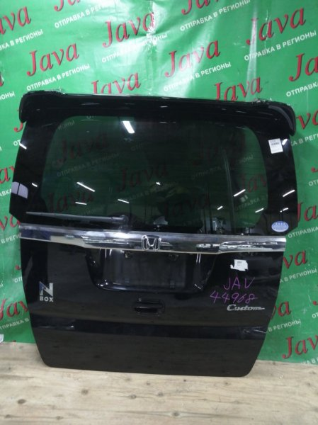 Дверь задняя Honda N-Box JF2 2013 задняя (б/у) СПОЙЛЕР. КАМЕРА. CUSTOM