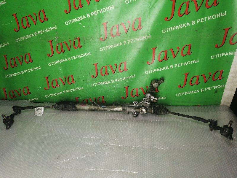 Рулевая рейка Toyota Brevis JCG10 1JZ-FSE 2002 передняя (б/у) 2WD. БЕЗ ДАТЧИКА, ШАРОВЫЕ, КАРДАНЧИК.