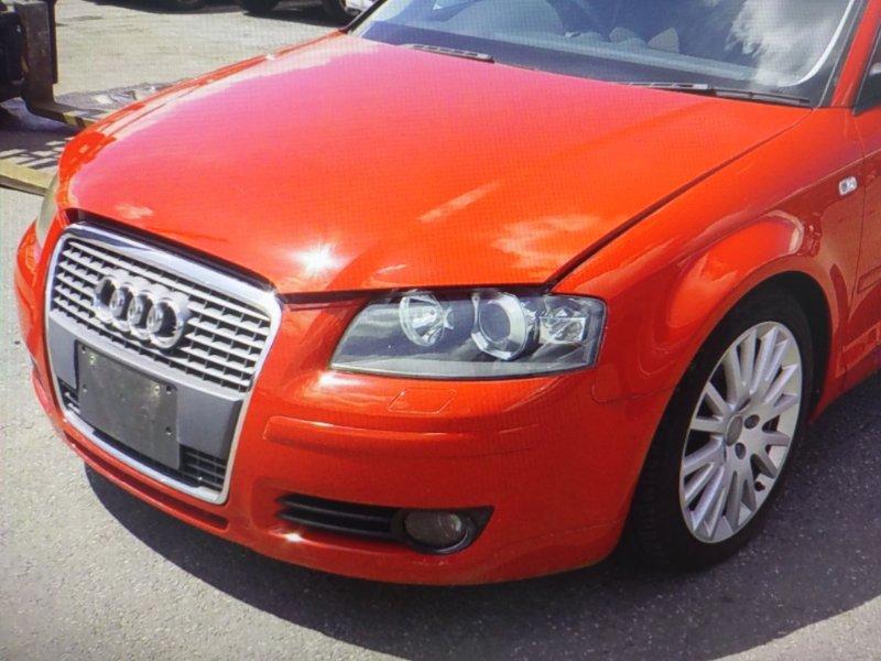 Капот Audi A3 8PA AXX 2005 передний (б/у) БЕЗ ВМЯТИН. ПОТЕРТОСТЬ. WAUZZZ8P95A117318